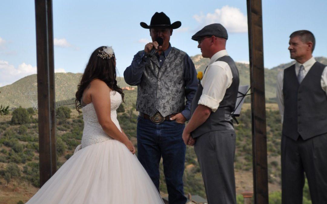 Andrew & Jen Pemberton Wedding July 25, 2020