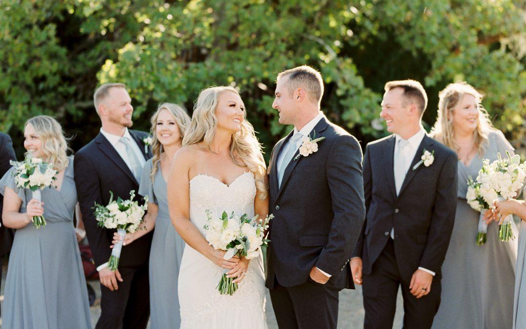 Kyle & Leslie Wedding – 2020